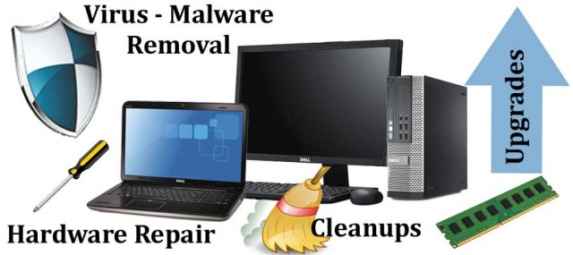 Do you feel frustrated from Computer Issues or Virus