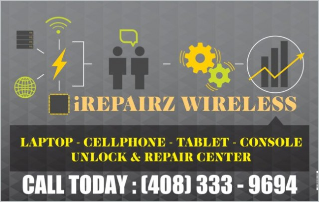 Unlock and Repair Laptop Cellphone Tablet Computer Low Price