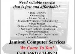 Jamison Computer Repair Services