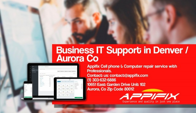 Business IT Support Denver / Aurora Co