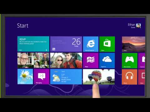 Windows 8 - All About Apps