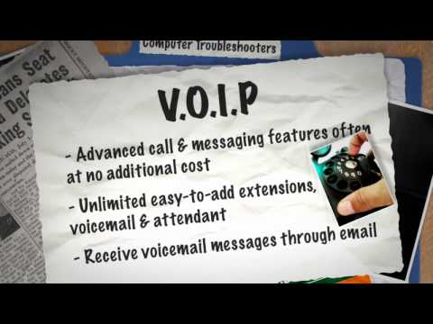 Computer Troubleshooters Digital Voice-VoIP