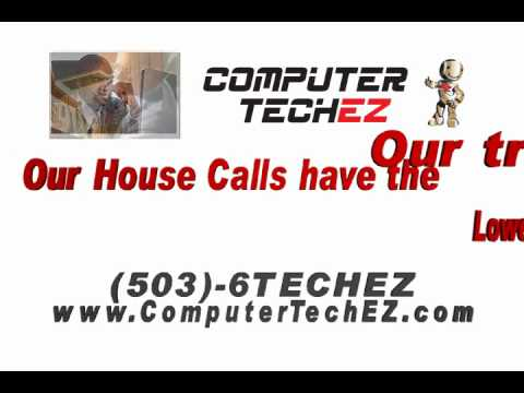 Computer TechEZ TV Ad