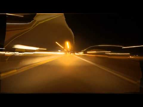 GoPro Hero4 Night Lapse Driving Test