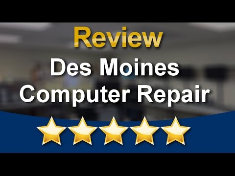 Des Moines Computer Repair Perfect Five Star Review by Wayne P.