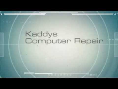 Kaddy's Computer Repair Channel Trailer